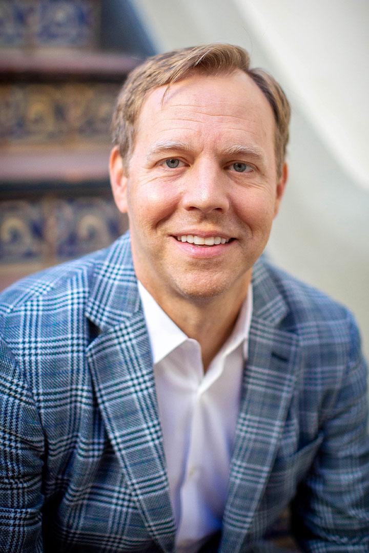 Bradley M. Smith, Managing Director/Partner at Vertess